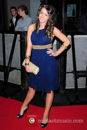 Brooke Vincent Coronation Street: Out of Africa DVD premiere at Odeon theatre Manchester, England - 04.11.08
