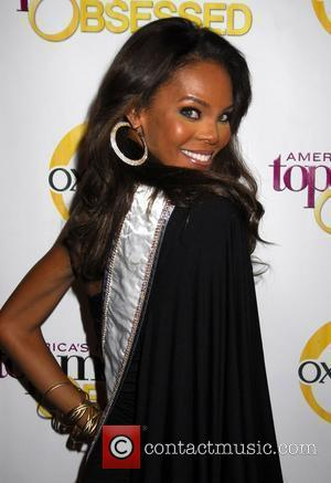 Crystle Stewart at the Oxygen Media Launch Party for 'America's Next Top Model: OBSESSED' New York City, USA - 12.01.09