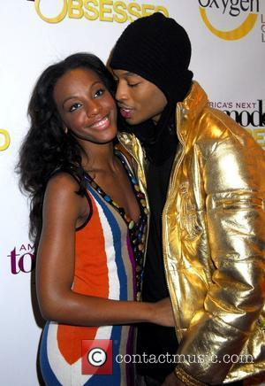 Dawn Richard and Que Mosely at the Oxygen Media Launch Party for 'America's Next Top Model: OBSESSED' New York City,...
