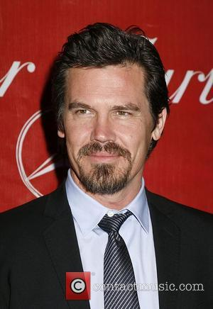 Josh Brolin attends the 2009 Palm Springs International Film Festival Awards Gala held at the Convention Center. Palm Springs, California...