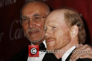 Frank Langella and Ron Howard