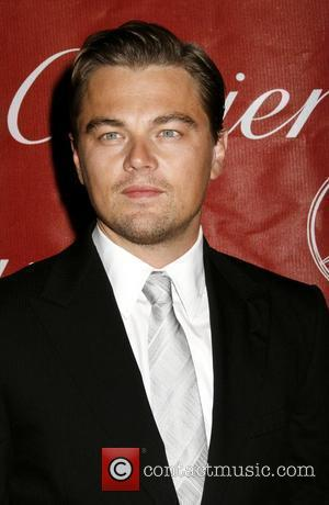 Dicaprio Set For Obama Dash