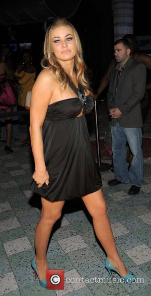 Carmen Electra and Hard Rock Hotel And Casino