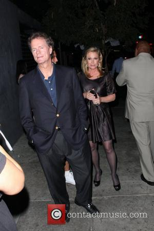 Rick Hilton and Kathy Hilton Ish Entertainment and Paris Hilton present 'A Night at the Movies' at LAX - Arrivals...