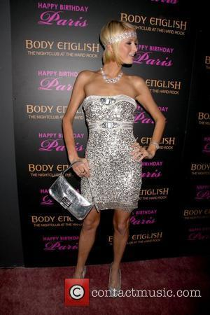 Paris Hilton and Hard Rock Hotel And Casino