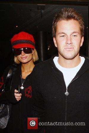 Paris Hilton and And Doug Reinhardt