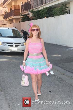 Kathy Griffin and Paris Hilton