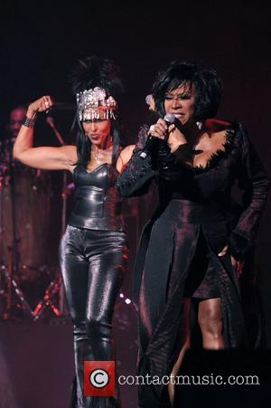 Nona Hendryx and Patti Labelle