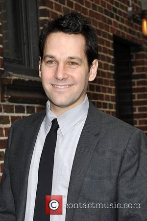 Paul Rudd, David Letterman and The Late Show With David Letterman