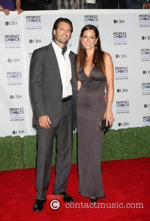 David Charvet and Brooke Burke 35th Annual People's Choice Awards at the Shrine Auditorium - Arrivals Los Angeles, California -...