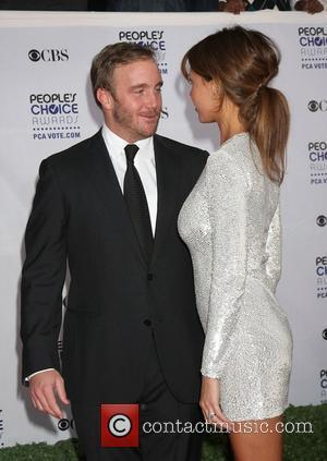 Jay Mohr and Nikki Cox 35th Annual People's Choice Awards at the Shrine Auditorium - Arrivals Los Angeles, California -...