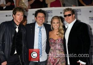 Rascal Flatts and Carrie Underwood
