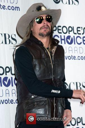 Kid Rock  35th Annual People's Choice Awards at the Shrine Auditorium - Press Room Los Angeles, California - 07.01.09
