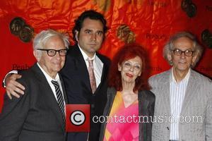 Albert Maysles, Antonio Ferrera, Jeanne-claude and Christo