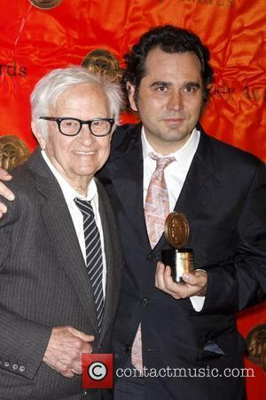 Albert Maysles and Antonio Ferrera