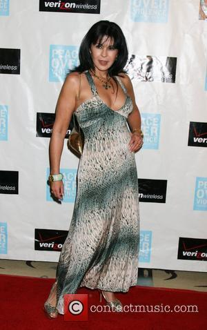 Maria Conchita Alonso Peace Over Violence 37th Annual Humanitarian Awards at the Beverly Hills Hotel - arrivals Los Angeles, California...