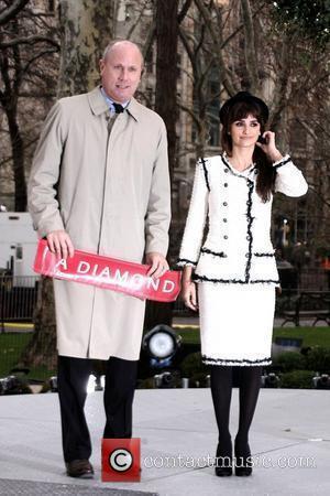 Penelope Cruz and Elton John