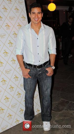 Mario Lopez The Original Penguin Fall/Winter '09 Ad Launch Party at the Hollywood Roosevelt Hotel  Los Angeles, California -...