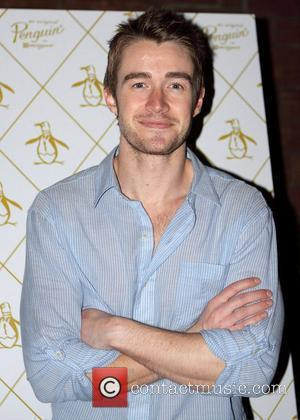 Robert Buckley The Original Penguin Fall/Winter '09 Ad Launch Party at the Hollywood Roosevelt Hotel  Los Angeles, California -...