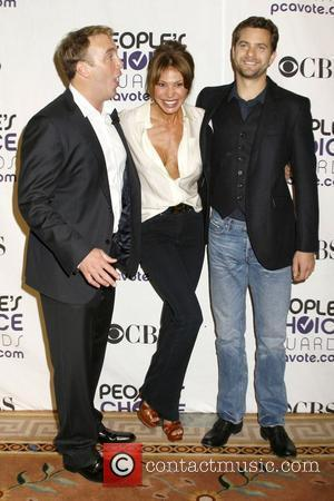 Jay Mohr, Nikki Cox and Joshua Jackson