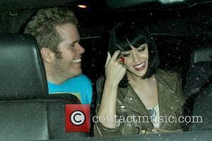 Perez Hilton and Katy Perry