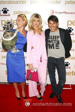 Katherine Heigl, Guest and Peter Alexander