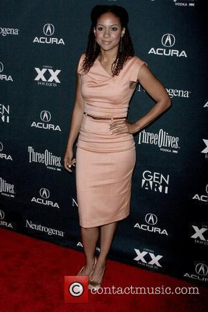 Tracie Thoms Premiere of 'Peter & Vandy' during the 14th annual Gen Art Film Festival presented by Acura at the...