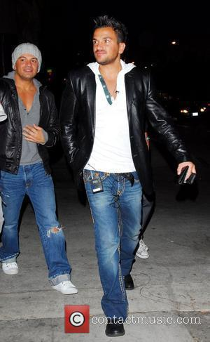 Peter Andre and His Brother