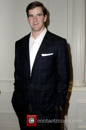 Eli Manning 2009 Phoenix Rising Award Dinner held at the Plaza Hotel - Arrivals New York City, USA - 30.03.09