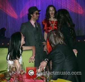 Maria Carla Boscone and Sean Lennon