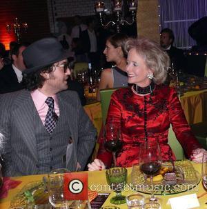 Sean Lennon and Isa Grafin Von Hardenberg