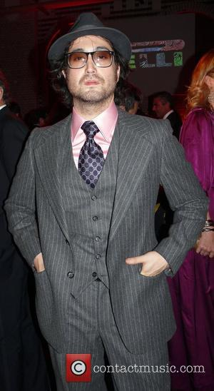 Sean Lennon Gala dinner for the launch of Pirelli calendar 2009 at The Station Berlin, Germany - 20.11.08