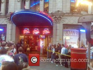 A fire was reported at Planet Hollywood in Leicester Square. All Planet Hollywood staff and the surrounding shops were evacuated....