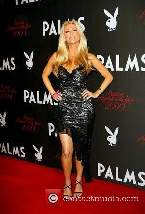 Brande Roderick Playboy Playmate of The Year 2009 held at The Palms Hotel Casino Las Vegas, Nevada - 02.05.09