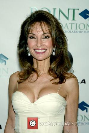Susan Lucci at the Point Foundation Gala held at the Roosevelt Hotel New York City, USA - 27.04.09
