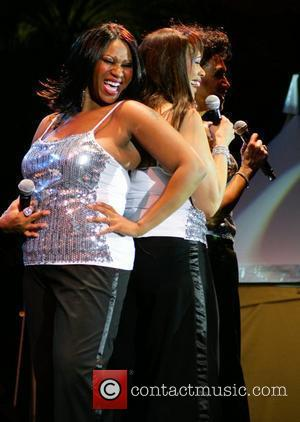 The Pointer Sisters and Pointer Sisters