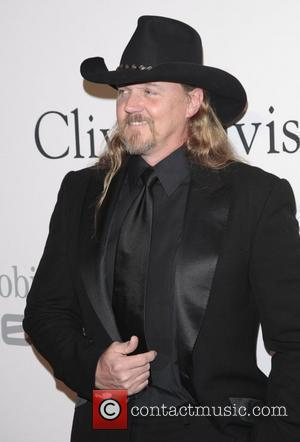 Trace Adkins Clive Davis and The Recording Academy present the Annual Pre-Grammy Gala  Beverly Hills, California - 07.02.09