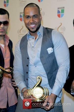 Aventura  Univision's 'Premio Lo Nuestro A La Musica Latina' awards - Press Room Miami, Florida - 26.03.09