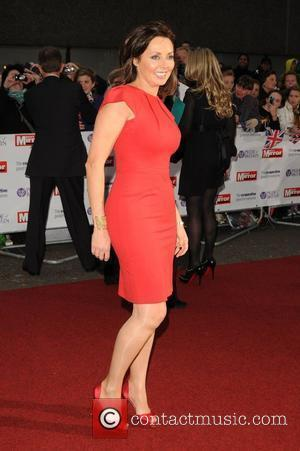 Carol Vorderman at Pride of Britain Awards held at London Television Centre London, England - 30.09.08
