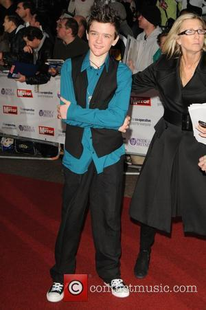 George Sampson  at Pride of Britain Awards held at London Television Centre London, England - 30.09.08
