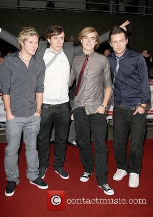 Tom Fletcher, Danny Jones, Dougie Poynter and Harry Judd