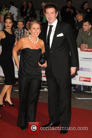 Lucy Benjamin at Pride of Britain Awards held at London Television Centre London, England - 30.09.08