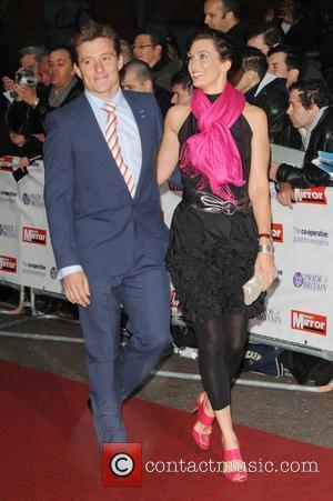 Ben Shephard and Annie Shaphard at the 'Pride Of Britain' Awards at London Television Centre London,England - 30.09.08