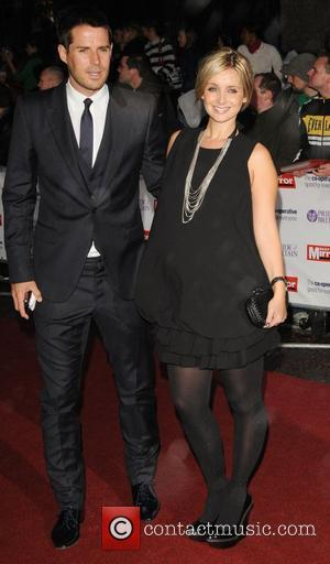 Jamie Redknapp and Louise Redknapp at Pride of Britain Awards held at London Television Centre London, England - 30.09.08