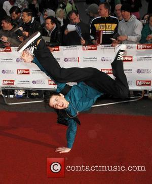 George Sampson at the 'Pride Of Britain' Awards at London Television Centre London,England - 30.09.08