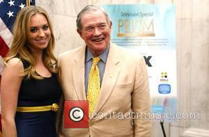 Andrea Bowen and Senator Christopher Bond  The 12th Annual Prism Awards celebrating the art of making a difference at...
