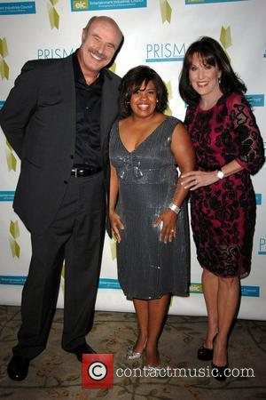 Dr Phil McGraw, Chandra Wilson and Phil Mcgraw