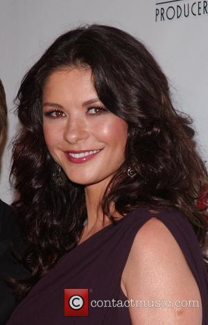 Catherine Zeta-Jones 20th Annual Producers Guild Awards held at The Hollywood Palladium Hollywood,California - 24.01.09