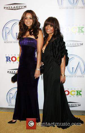 Tracey Edmonds and mother 20th Annual Producers Guild Awards held at The Hollywood Palladium Hollywood,California - 24.01.09