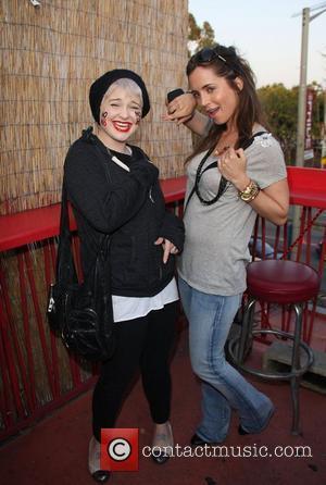 Kelly Osbourne and Eliza Dushku